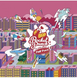 ROCKET PUNCH Mini Album...