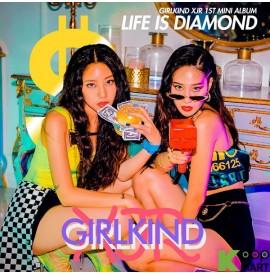 GIRLKIND XJR Mini Album Vol...