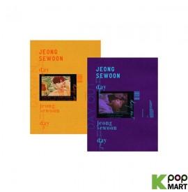 Jeong Se Woon Mini Album...
