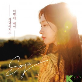 Soya Single Album - 이별에 베인...