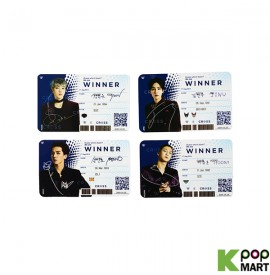WINNER - [CROSS] ID CARD SET