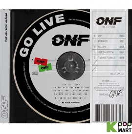 ONF Mini Album Vol. 4 - GO...