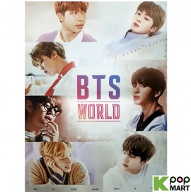 [Poster] BTS - BTS WORLD...