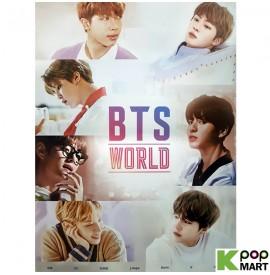 [Poster] BTS - BTS WORLD OST