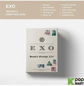 EXO - EXO 2020 Season's...