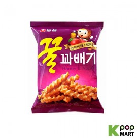 NONGSHIM Honey Twist Snack 90g