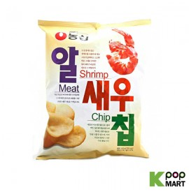 NONGSHIM Shrimp Chips 68g