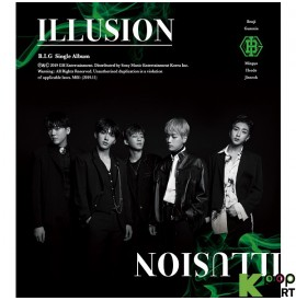 B.I.G Single Album - ILLUSION