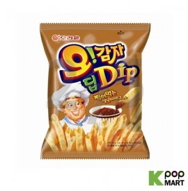 ORION Oh! Gamja Grilled BBQ 70g