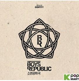 Boys Republic Mini Album...