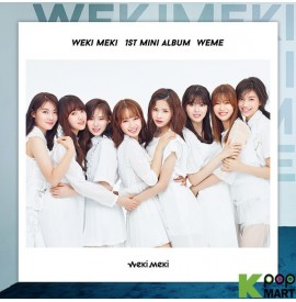 Weki Meki Mini Album Vol. 1...