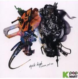 Epik High Vol. 5 - Pieces,...