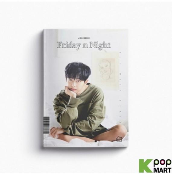 JIN LONGGUO (JBJ) Mini Album Vol. 1 - Friday n Night