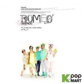 SHINee 2nd Mini Album - Romeo