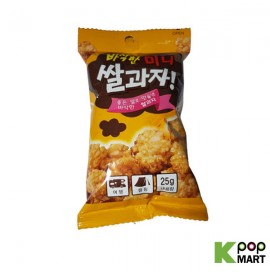 OSUNG Mini Rice Cookies 25g