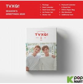 TVXQ - TVXQ 2020 Season's...
