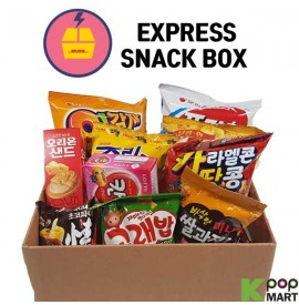 EXPRESS SNACK BOX