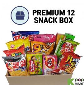 PREMIUM 12 SNACK BOX