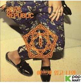 Boys Republic Single Album...
