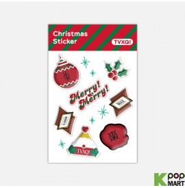 TVXQ - CHRISTMAS STICKER