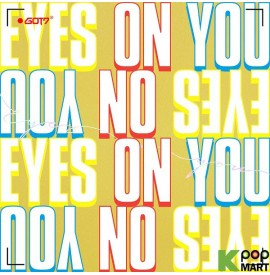 [HOT DEAL] GOT7 - EYES ON YOU
