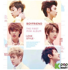 BOYFRIEND Mini Album Vol. 1...
