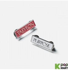 TAEYEON - [Purpose] BADGE