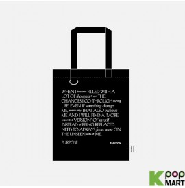 TAEYEON - [Purpose] ECO BAG
