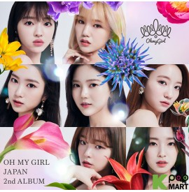 OHMYGIRL - OH MY GIRL JAPAN...