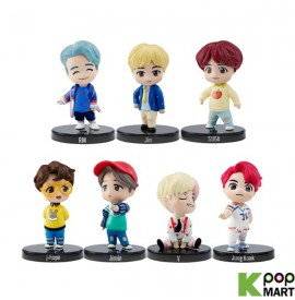 BTS - Character Mini Figure