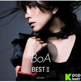 BoA - BoA Best II (Korea...