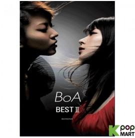 BoA - BoA Best II (CD+DVD)...