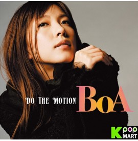 BoA - Do The Motion (Korea...