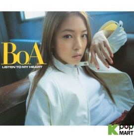 BoA - Listen to My Heart...