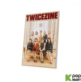 TWICE - TWICEZINE VOL.4...