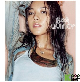 BoA - QUINCY / Kono Yo no...