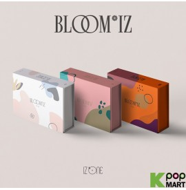 IZ*ONE Album Vol. 1 - BLOOM*IZ