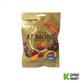 LOTTE Almond Chocoball 70g