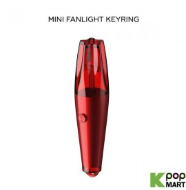TVXQ - MINI FANLIGHT KEYRING