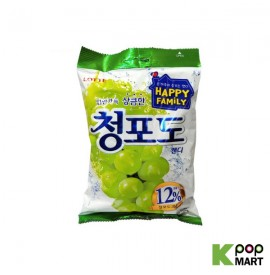LOTTE Green grape candy 153g