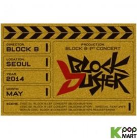 BLOCK B - 1ST CONCERT...