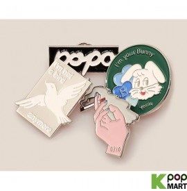 Baek Yerin - Pin Badge Set