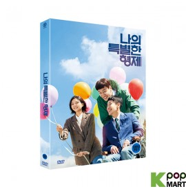 Inseparable Bros DVD (Korea...