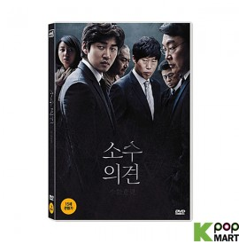 Minority Opinion DVD (Korea...
