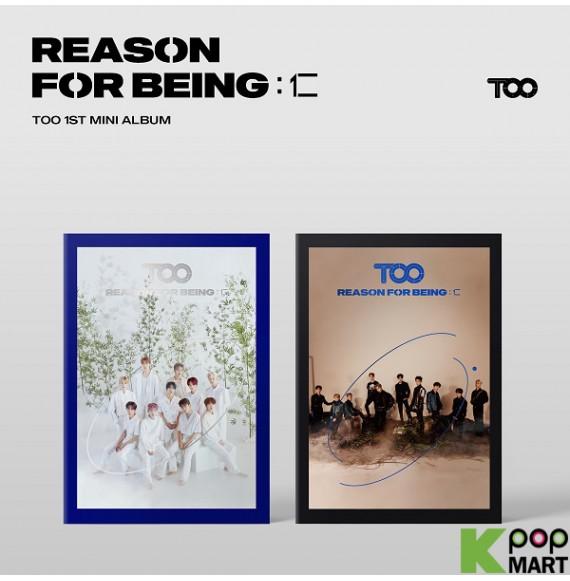 too mini album vol 1 reason for being random