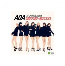 AOA Single Album Vol. 5 -...
