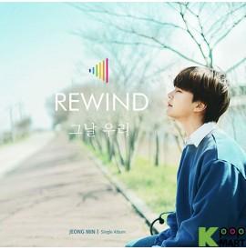 JEONG MIN Single Album -...