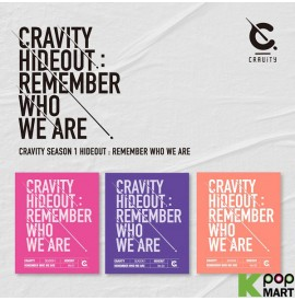CRAVITY - SEASON 1....