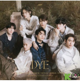 GOT7 Mini Album - DYE (Random)