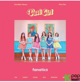 FANATICS Mini Album Vol. 2...